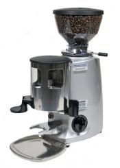 New Style Mini Mazzer Espresso Silver
